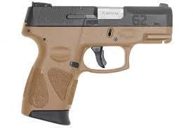 Taurus G2S 9mm 7rds