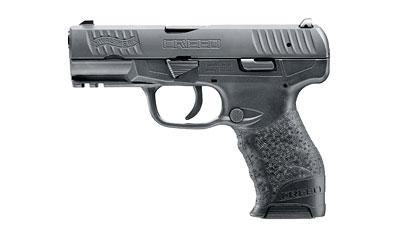 "Walther Creed 9mm 4"" 16rd Blk"
