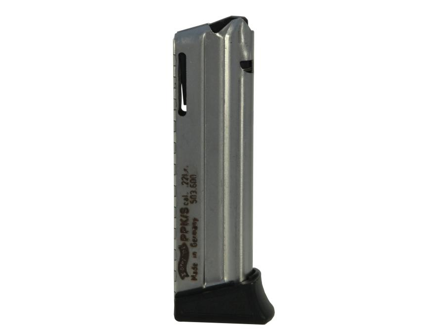 Walther Ppk/s 22lr 10 rd Black