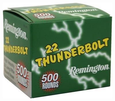 500 rds Remington High Velocity 22