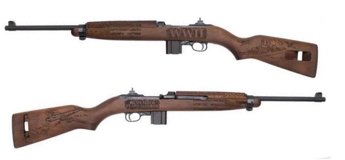 Auto Aom130c1 M1 Carbine 30car Wwii