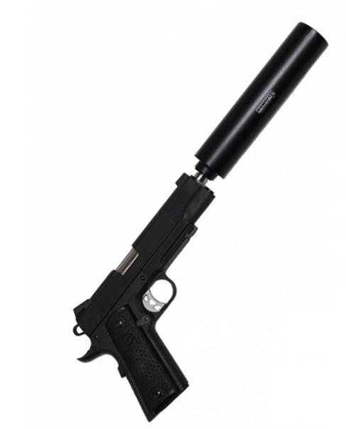 Bowers Atas 45acp Suppressor