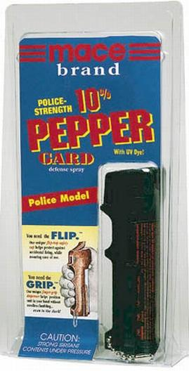 Mac Police P-gard Blk