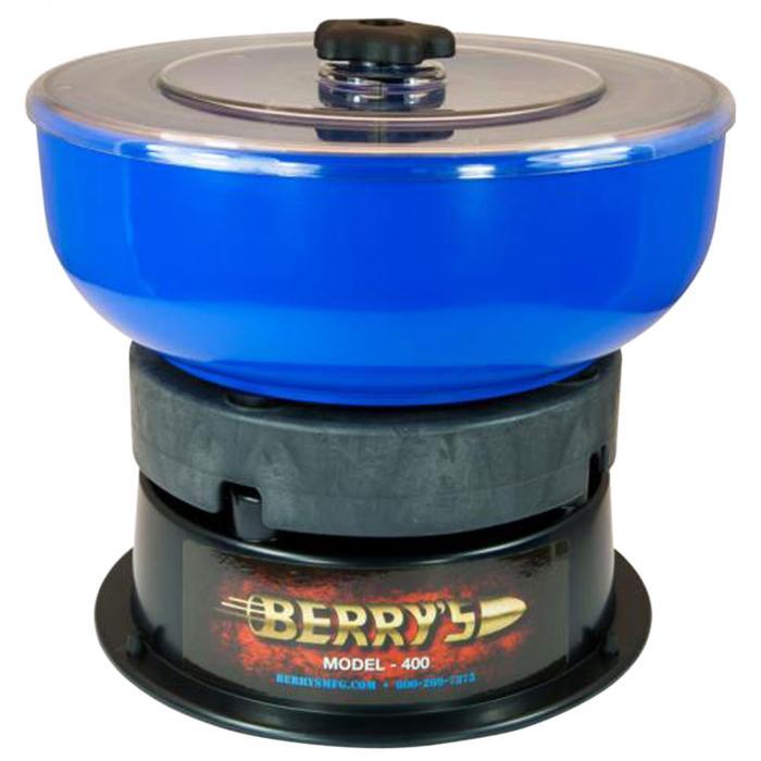 Berrys 65555 400 Vibratory Tumbler