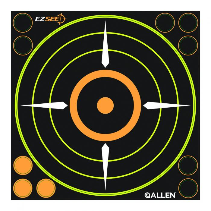 All Ez See Bullseye 6pk