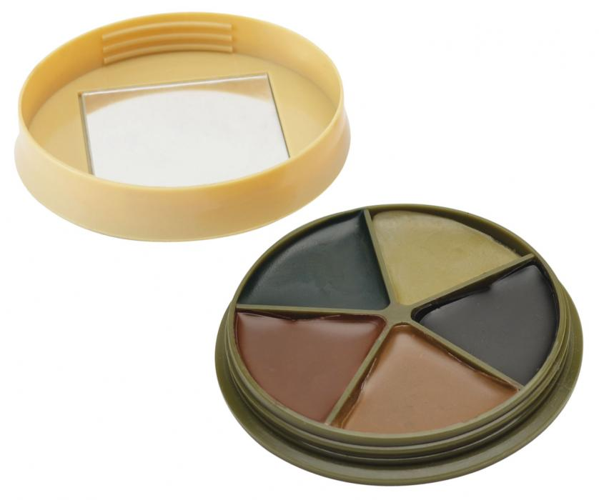 HME Hmecmofp5 Camo Face Paint Kit