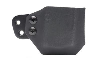 Blk Pnt Pouch Dualpnt Shield 9/40