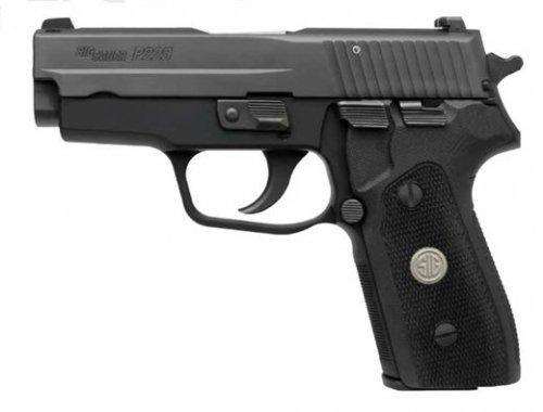 "Sig P225 9mm 8rd 3.6"" Blk"