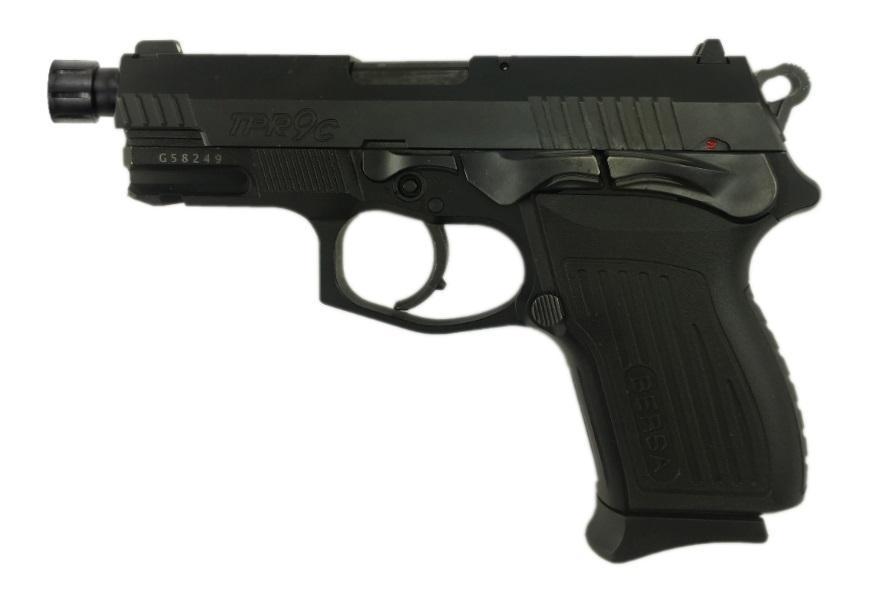 Tpr9 Compact 9mm Matte 13+1 Tb