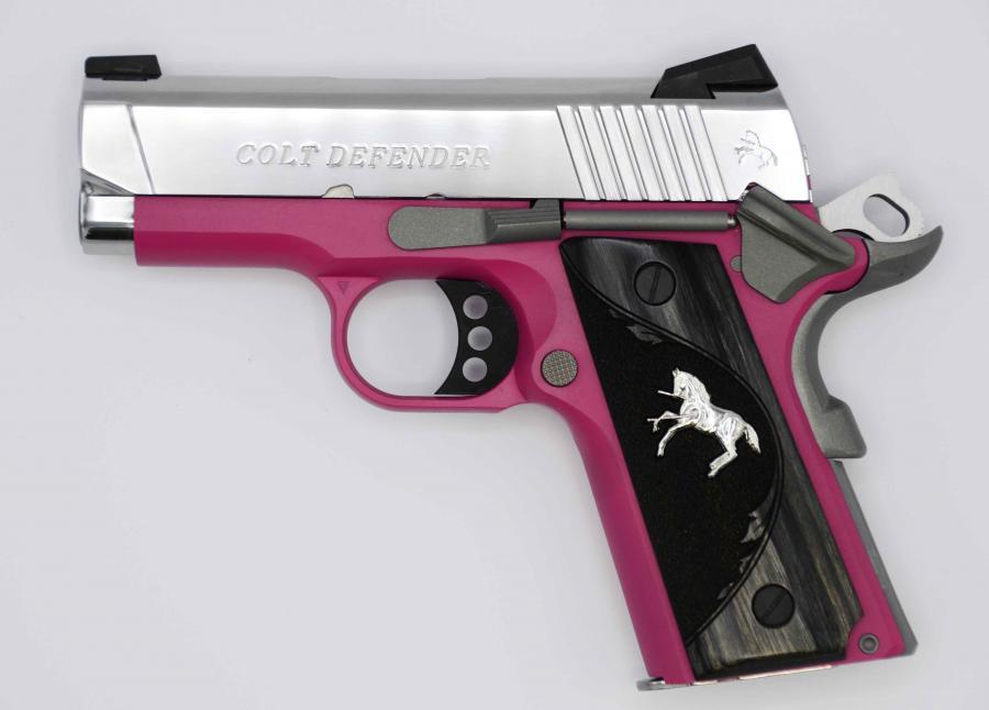 Clt Defender Rasp 9mm 8r Tl