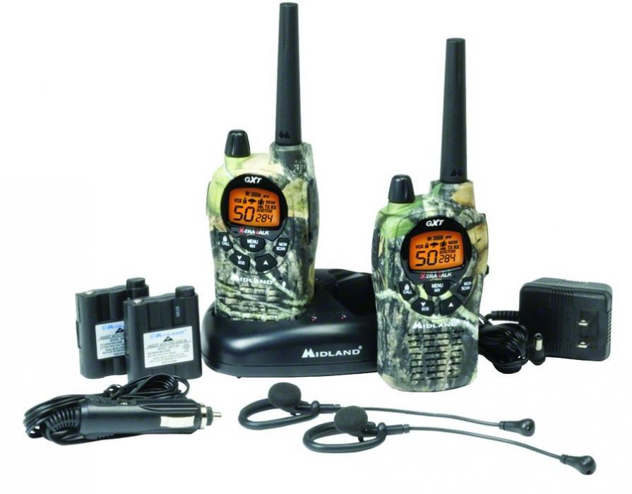 Midland Gxt1050vp3 Radios