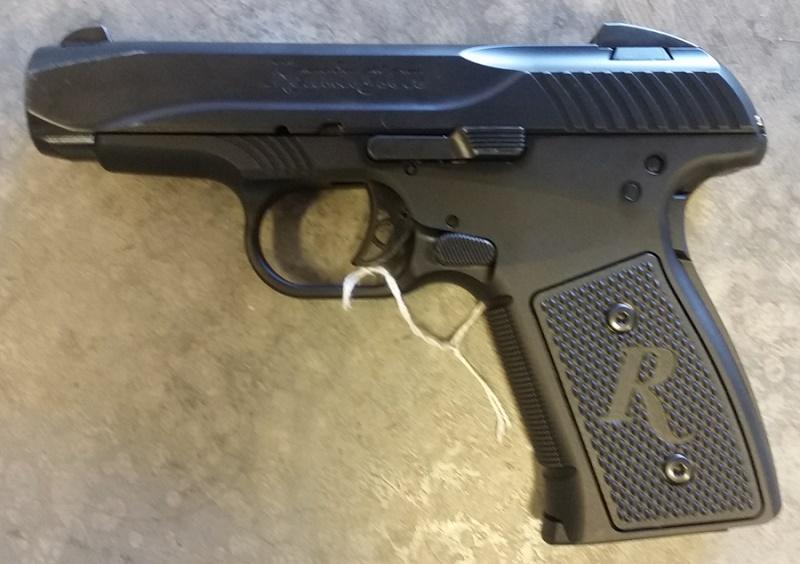 """Nib, Remington """"r51"""" 9mm +P Blk"""
