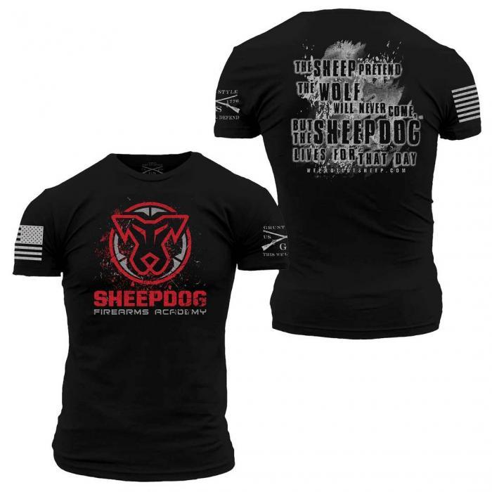 Large Grunt Style Sheepdog T-shirt