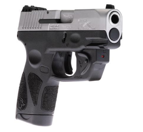 G2s 9mm Ss/bk 3.2 7+1 Red