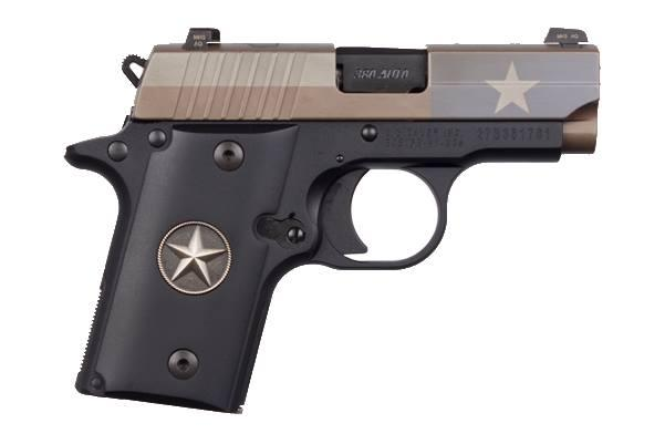 P238 Texas Flag 380acp Fde