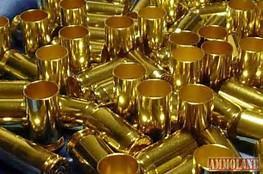 Herters Brass 9mm Ammo