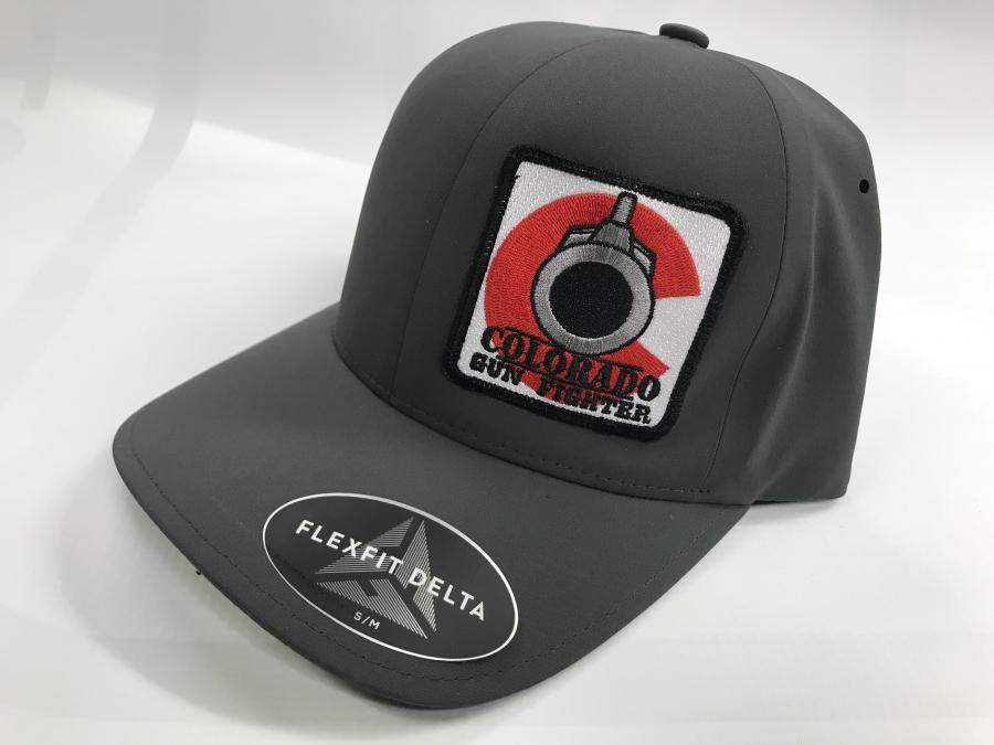 CGF Hat Gray Flexfit S/M