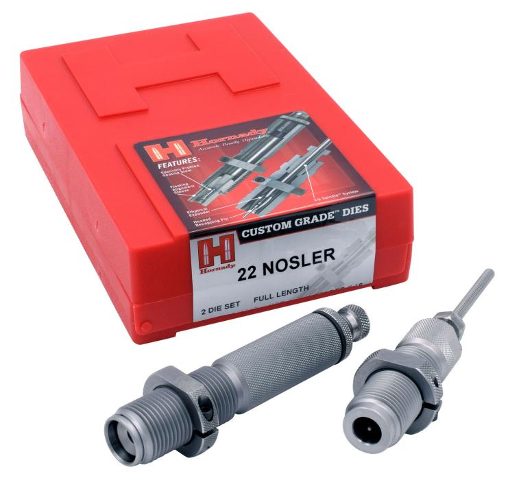 Hornady 546208 Series IV 2-die Set