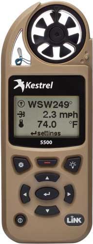 Kestrel 5500 Weather Meter W/