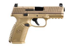 Fn 509 Mid Mrd 9mm Fde