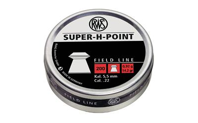 Rws Super H-point Fl .22 200/blstr