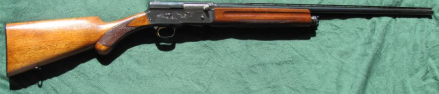 Used Belgium Made Browning A5 Semi