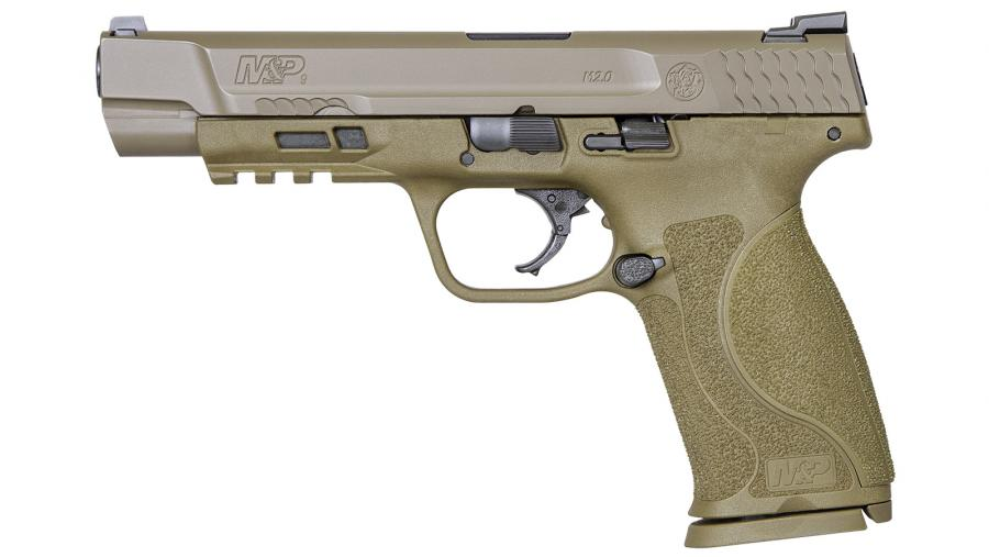 "S&w M&p M2.0 9mm 5"" 17rd"