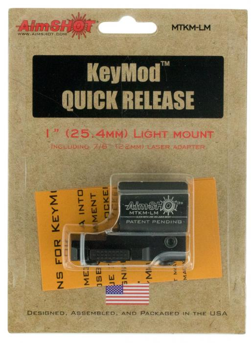 Aims Mtkmqrlm Light Mount QR Keymod