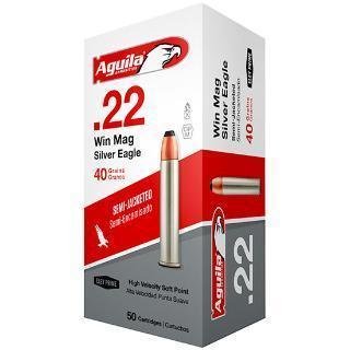 Aguila 1b222401 Silver Eagle 22 Winchester