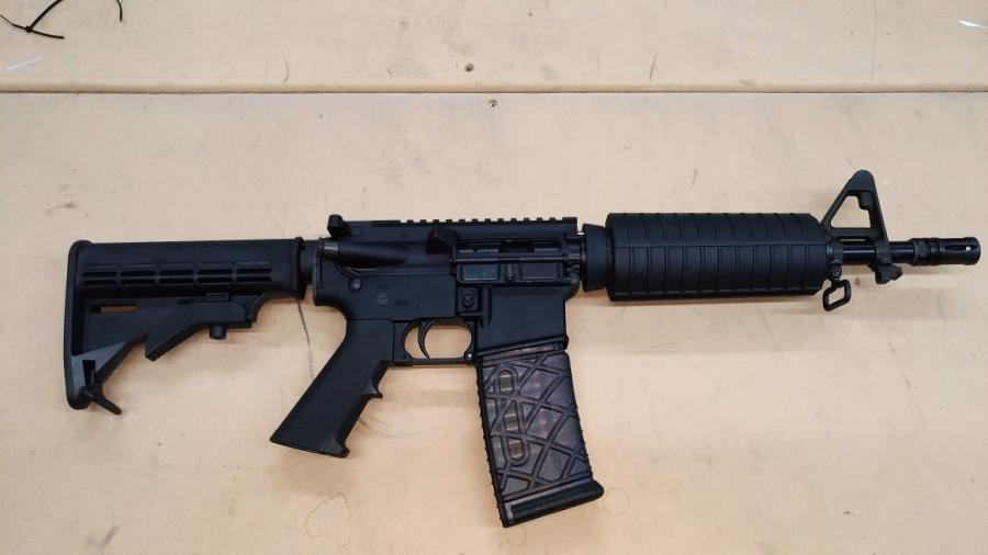 PSA Freedom Ar15 Carbine 10.5