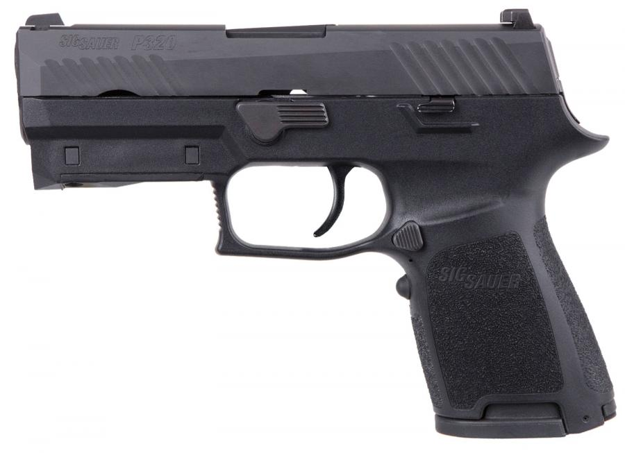 "Sig P320 9mm Luger 3.9"" Night"