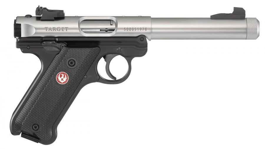 RUG 40163 Mkiv 22lr Target 5.5