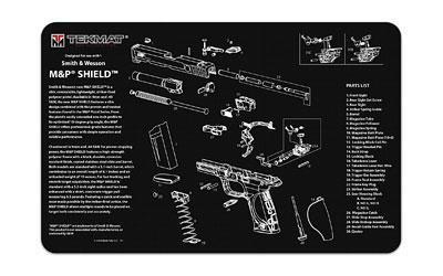 Tekmat Pistol Mat S&w M&p Shield