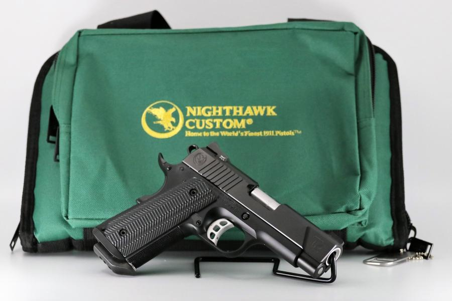 Nighthawk Custom T4 LW, Magwell Used