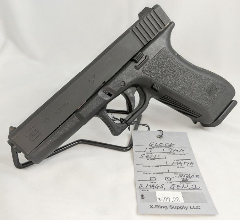 Glock 17 GEN 2 (a-3228)