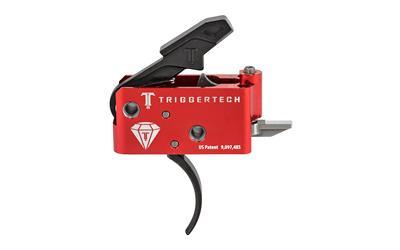 Trigrtech Ar15 Blk Diam Crvd Rh