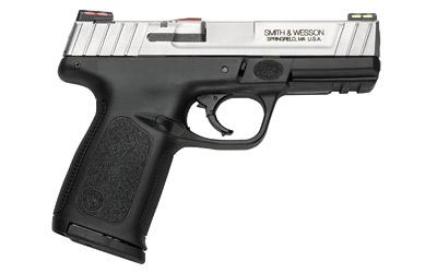 """S&w Sd9ve 9mm 10rd 4"""" Dt"""