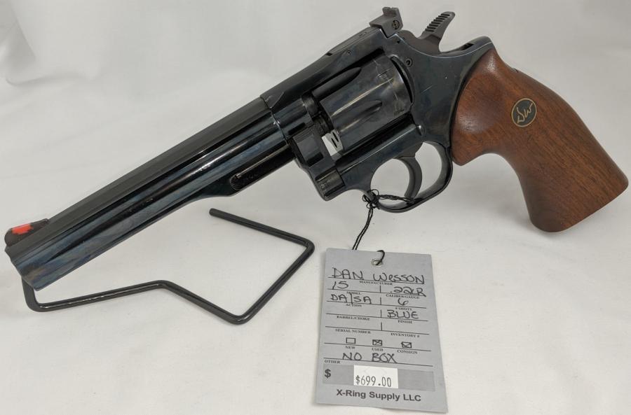 DAN Wesson Model 15 (a-5099)