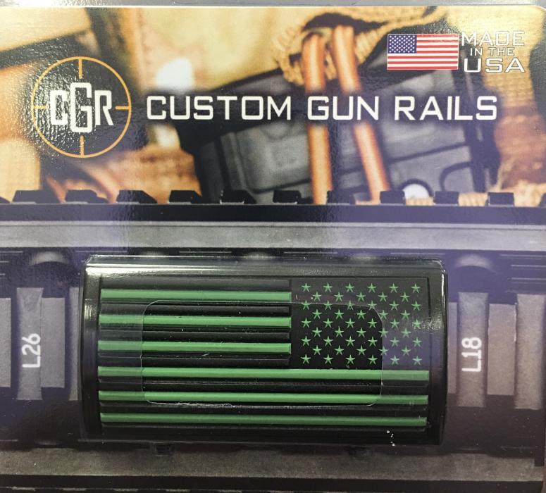 Custom Gun Rails Pvc070grf-6