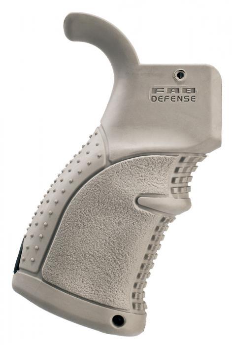 FAB Defense (usiq) Fx-agr43t Agr-43 Ergonomic