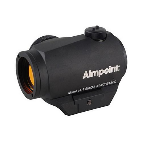 Aimpoint Micro H-1 2 MOA W/standard