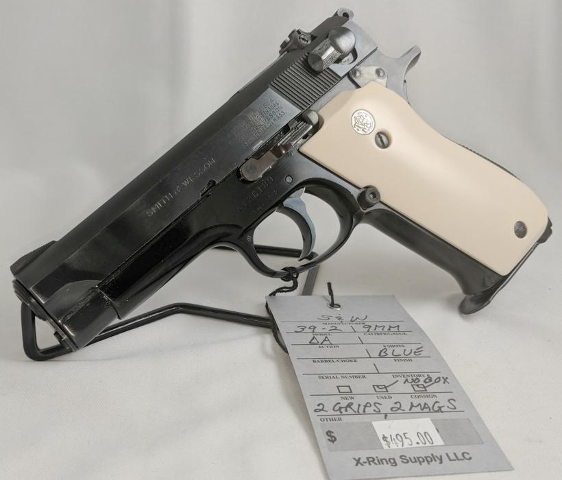 S&W 39-2 (a-5371)