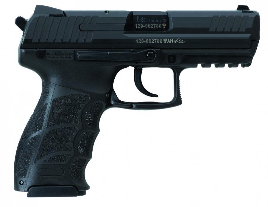 HK P30 V3 9mm 15rd FS