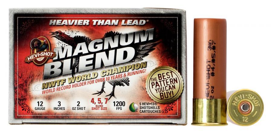 Hevishot 43457 Magnum Blend  12 Gauge