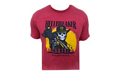 Sharps Hellbreaker Red Lg