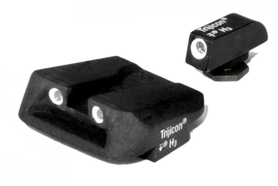 Trijicon 3 Dot Noak Tritium Glock