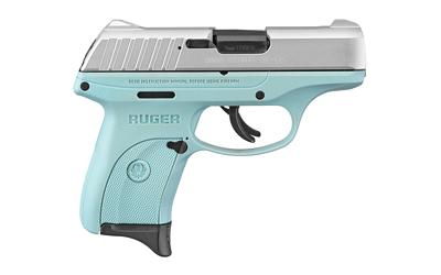"Ruger Ec9s 9mm 3.1"" Turq 7rd"