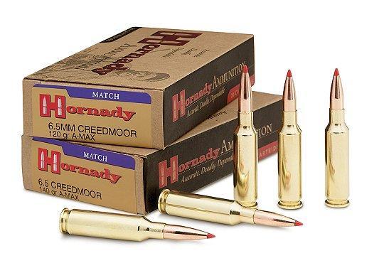 Hornady A-Max 6 5 Creedmoor AMAX 120   Little Bear Gun Shop