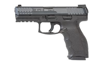 "Hk Vp9-b 9mm 4.09"" 15rd Bl"