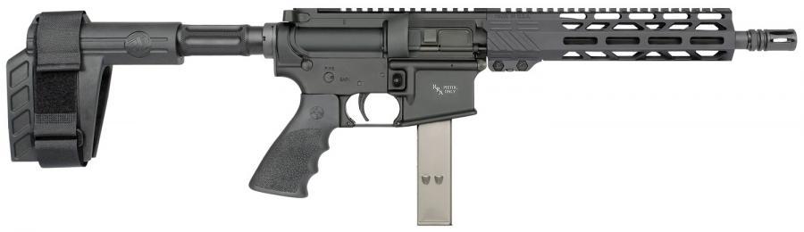 Rock 9mm2142 9MM 10.5 Pistol ARM